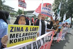 Tegas! MUI: Tolak Segala Bentuk Dukungan untuk LGBT