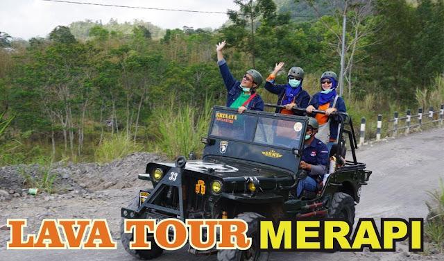 Lava Tour Merapi Kaliurang