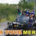 Lava Tour Merapi : Merinding Menelisik Sejarah Pasca Letusan Gunung Merapi