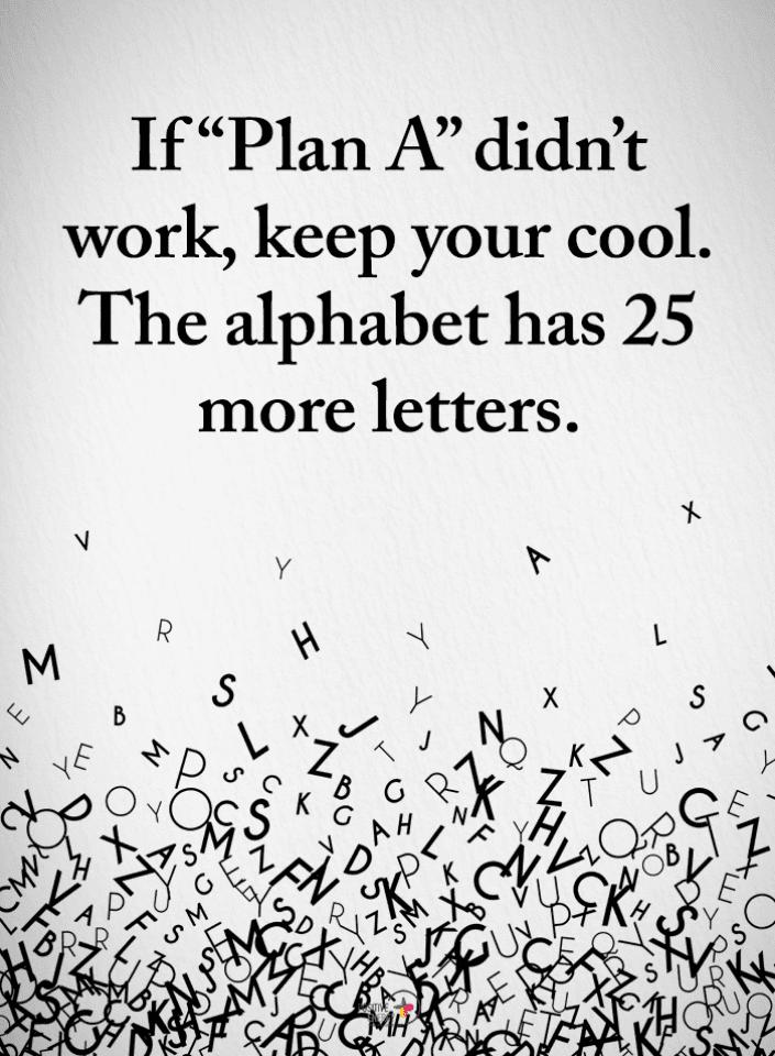 Motivational Quotes, Plans Quotes, Quotes,