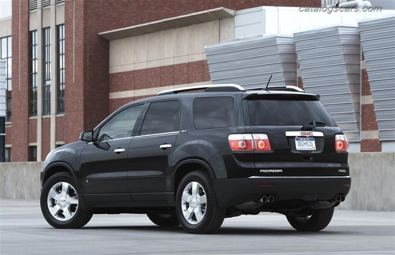 صور سيارة جى ام سى اكاديا 2012 - اجمل خلفيات صور عربية جى ام سى اكاديا 2012 - GMC Acadia Photos GMC-Acadia-2011-07.jpg