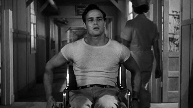 قصة فيلم The Men 1950