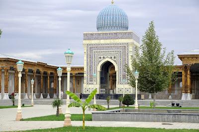 Komplek Makam Imam Al Bukhari