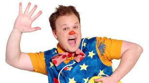 Justin Fletcher as Mr Tumble