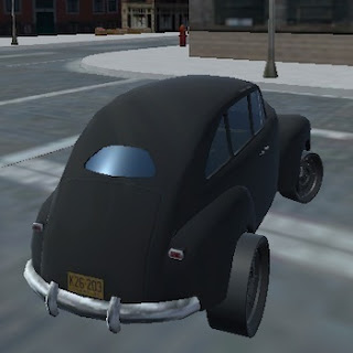 Mafia Car 3D - Time Record Challenge
