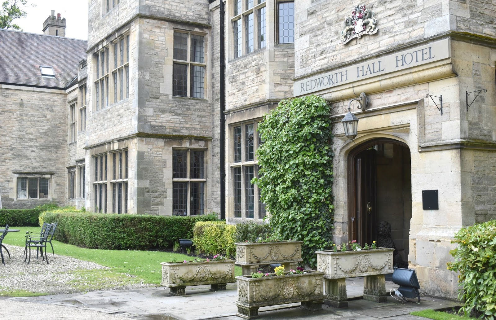 Redworth Hall Hotel Review