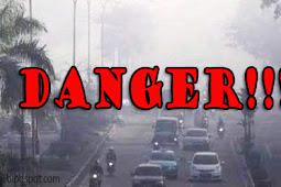 8 Tips melindungi diri dari kabut asap di pekanbaru