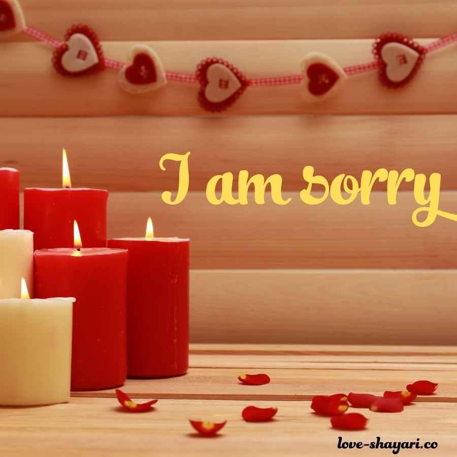 i am sorry crying images