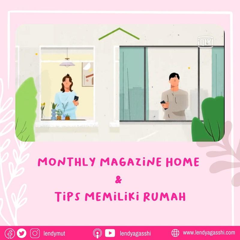 Review dan sinopsis drama Monthly Magazine Home Iqiyi sub Indo