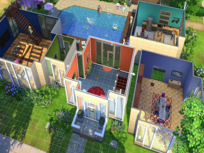 The Sims 4 Highly Compressed Free Download