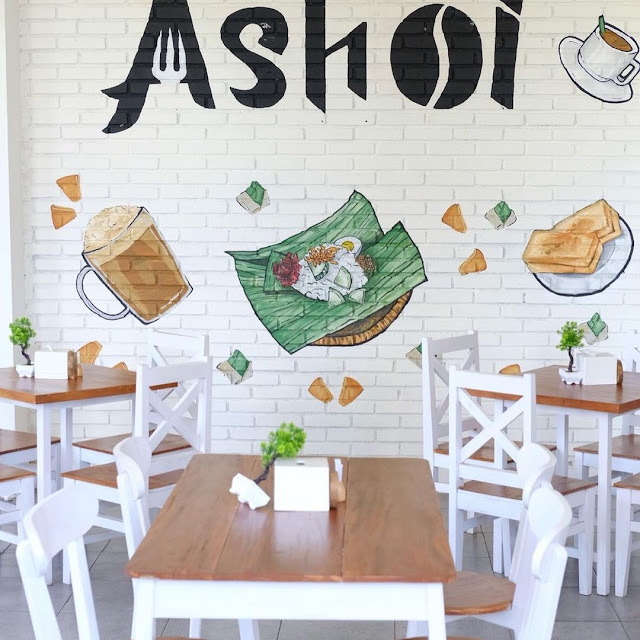 Ashoi Cafe and Resto Sleman Jogja