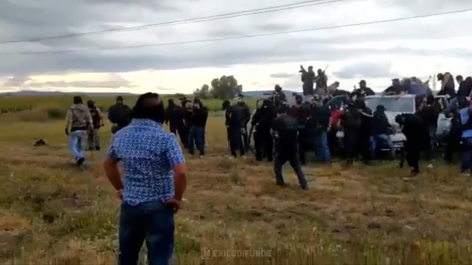 """El Cartel de Santa Rosa de Lima y """"El Marro"""" en México podría tener los días contados"""