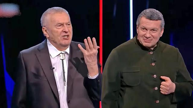 Госдуму в марте 2021 г. распустят – прогноз, сделанный В. Жириновским (не очень верится, но он настаивает)