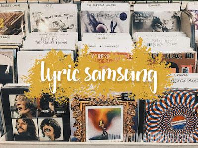 Menampilkan Lirik Lagu di Samsung Music