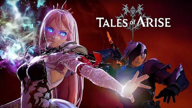 game terbaru rilis tahun 2020 Tales of Arise