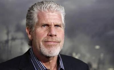 actor Ron Pearlman
