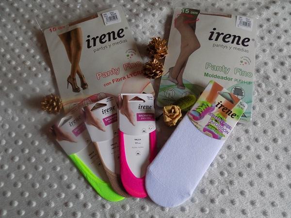 Pantys y medias Irene