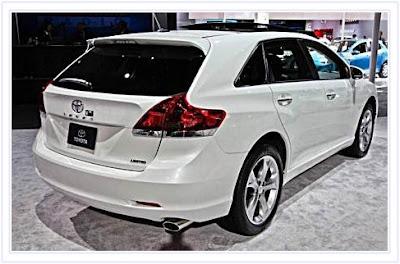 2018 Toyota Venza Redesign