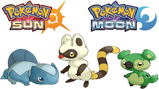 "More Pokémon Revealed for ""Pokémon Sun"" and ""Pokémon Moon"" !"