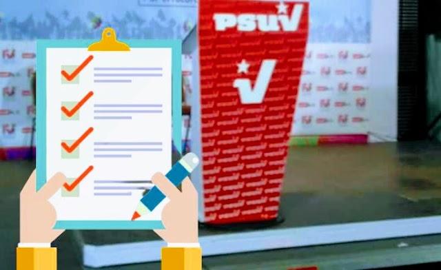 Dirigentes presionan a militantes para que seleccionen a determinados candidatos en encuesta del PSUV en Venezuela