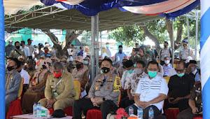 PT. SMS Dompu, Dapat Kunjungan Gubernur, Kapolda dan Kajati NTB
