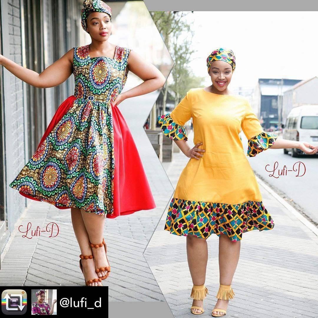 Check Out Latest 2018 Ravishing Ankara Styles Every Lady