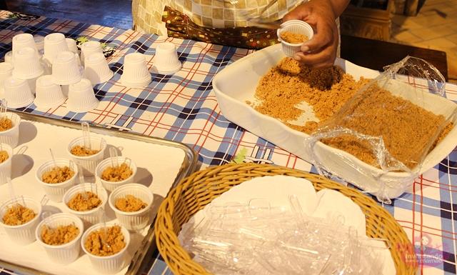 Receita de festa junina - Paçoca caseira