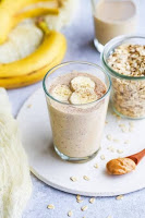 Oat smoothie