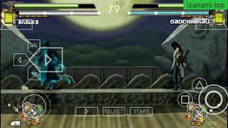 (150MB) Boruto Next Generation PPSSPP sur Android MOD de Ninja Heroes