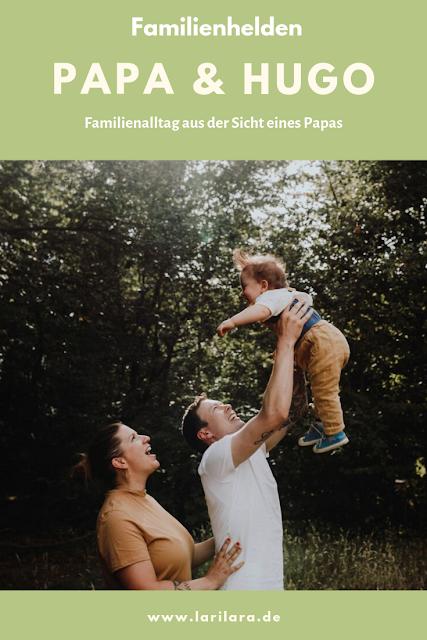 Vater und Sohn: So lebt es sich als Familie