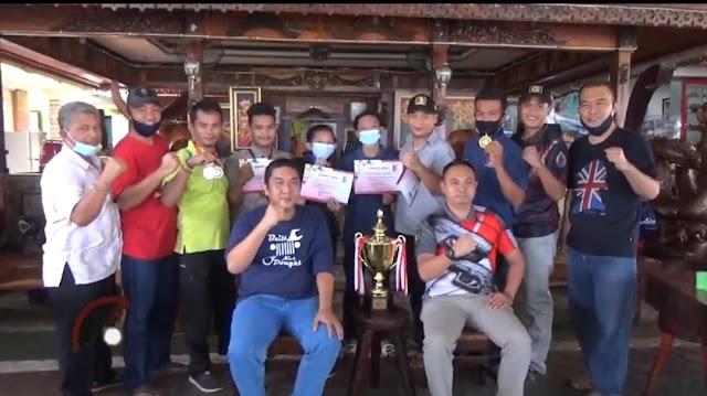 Atlet Perbakin Lampung Sabet 2 Juara Umum sekaligus