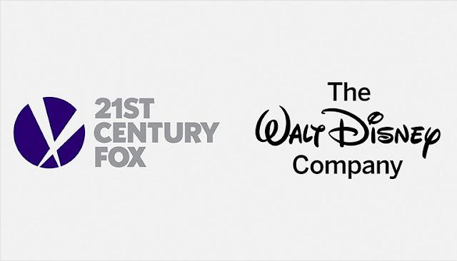 O grupo Walt Disney anunciou nesta quinta-feira (14) que comprou parte da 21st Century Fox por 52,4 bilhões de dólares.