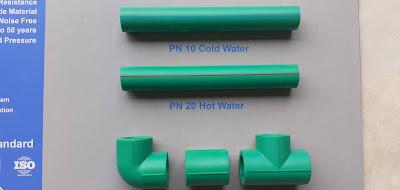 Pipa ppr hija merk rifeng memiliki fungsi yang banyak sekali, selain sebagai suport instalasi air bersih dan kotor, pipa ppr hujau ini juga dapat digunakan sebagai pipa Ac Chiller sirkulasi