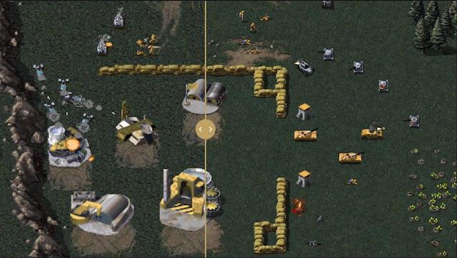 Screenshot of C&C Remastered