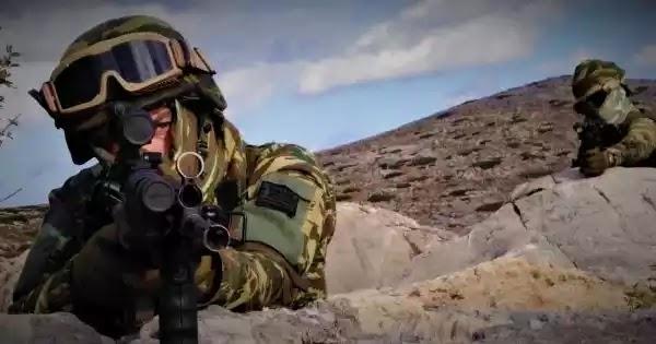 Βίντεο-ντοκουμέντα: Ξεκίνησαν σφοδρά προειδοποιητικά πυρά Έλληνες κομάντο κατά αλλοδαπών εισβολέων!