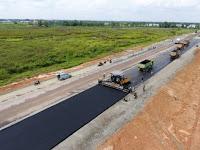 Asik Tiga Ruas Tol Trans Sumatera Siap Beroperasi Tahun Ini