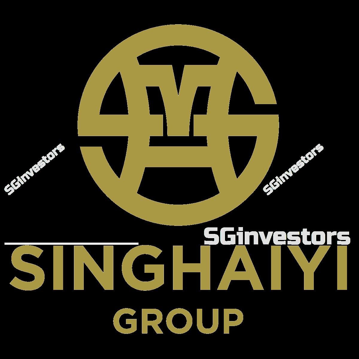 SINGHAIYI GROUP LTD. (SGX:5H0) @ SGinvestors.io