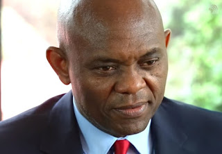 African businessman and philanthropist Tony Elumelu promotes Africapitalism and philanthropy for Africans.