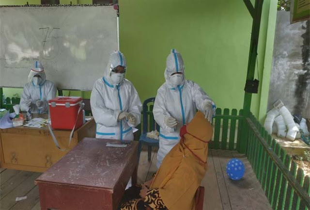 Baru Satu Sekolah saja, Sudah 8 Guru Terpapar Virus CRONA