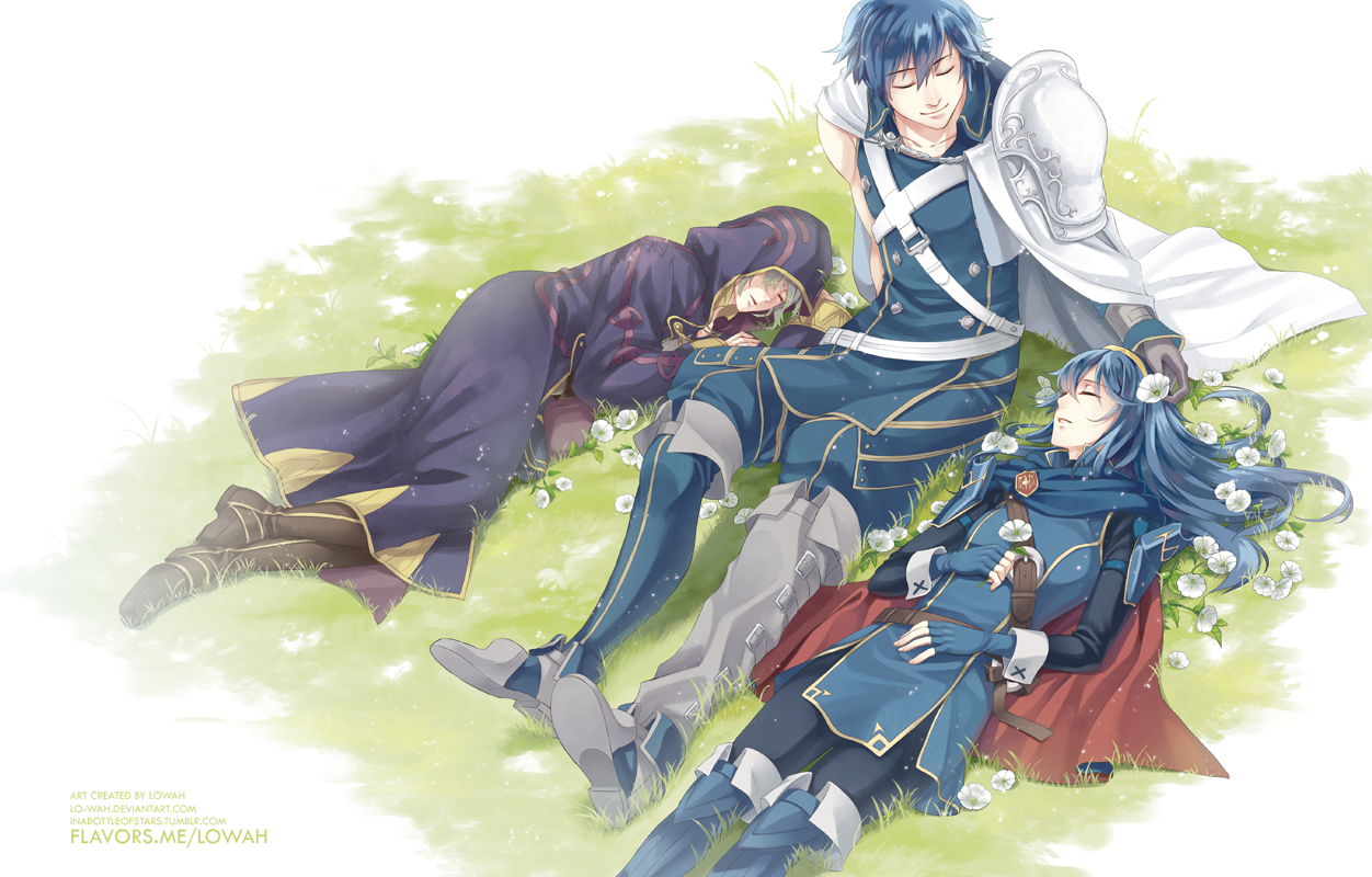 Recollect Fire emblem awakening you