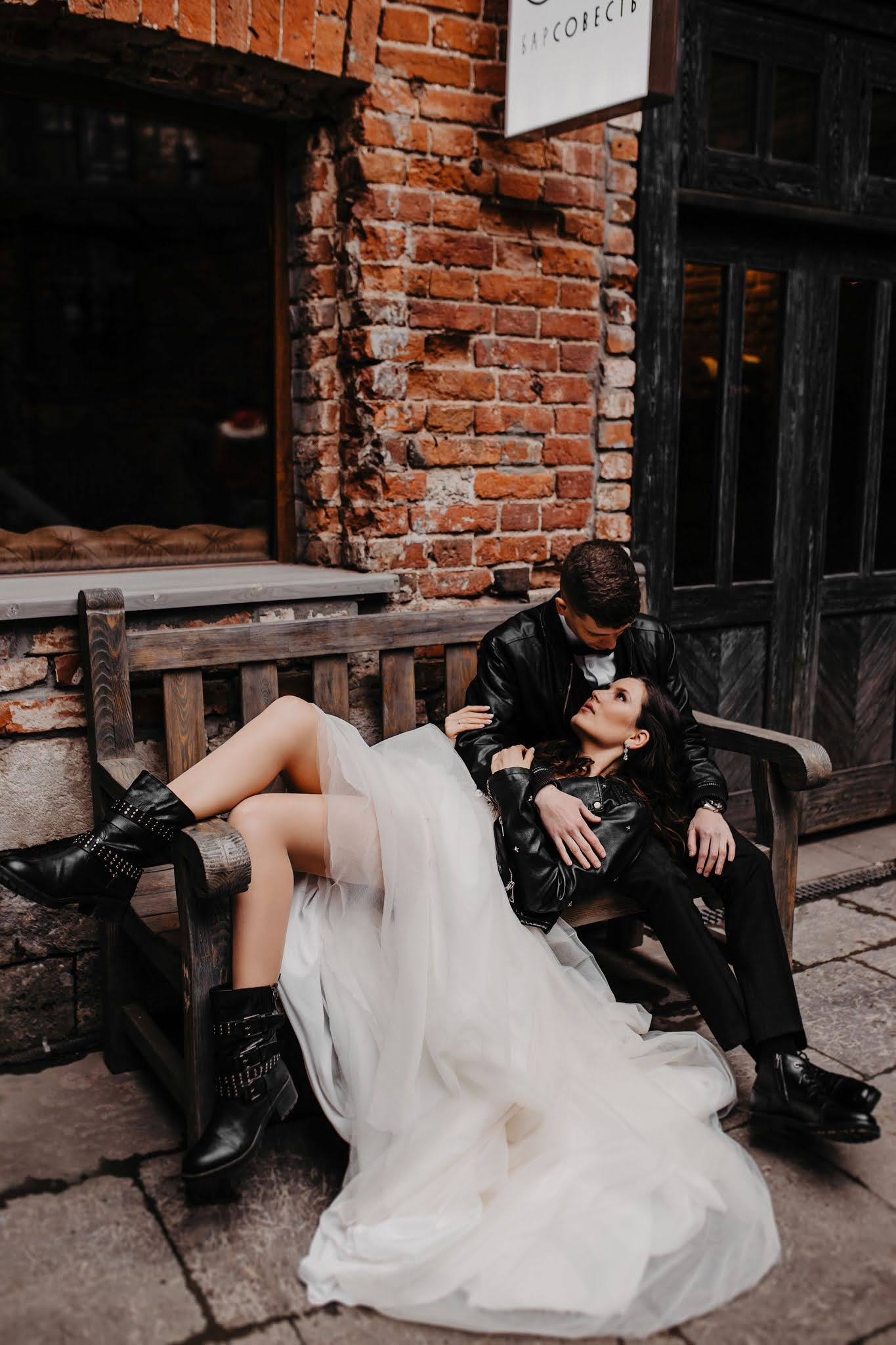 alternative wedding photos