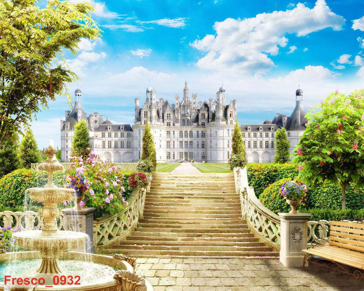 Tranh Phong Cảnh Đẹp Phong Cách Châu Âu