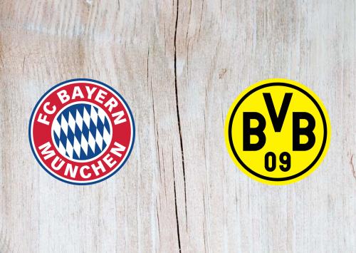 Bayern Munich vs Borussia Dortmund -Highlights 06 March 2021
