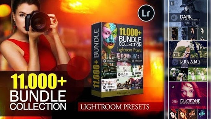 11000+ Advanced Lightroom Presets Collection[Inkydeals]