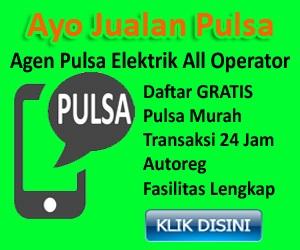 cara bisnis jualan pulsa kuota murah bersama PulsaTermurah.net