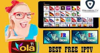 تحميل تطبيق OLA TV v4.0 [AdFree] APK لمشاهدة القنوات المشفرة و البث المباشر اخر اصدار