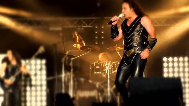 Manowar - Live In Finland 2009