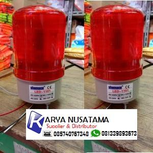Jual Warning Rotary Lampu Blitz N-1101 3,5inch di Gresik