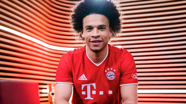 Bayern was the only choice for me - Leroy Sane