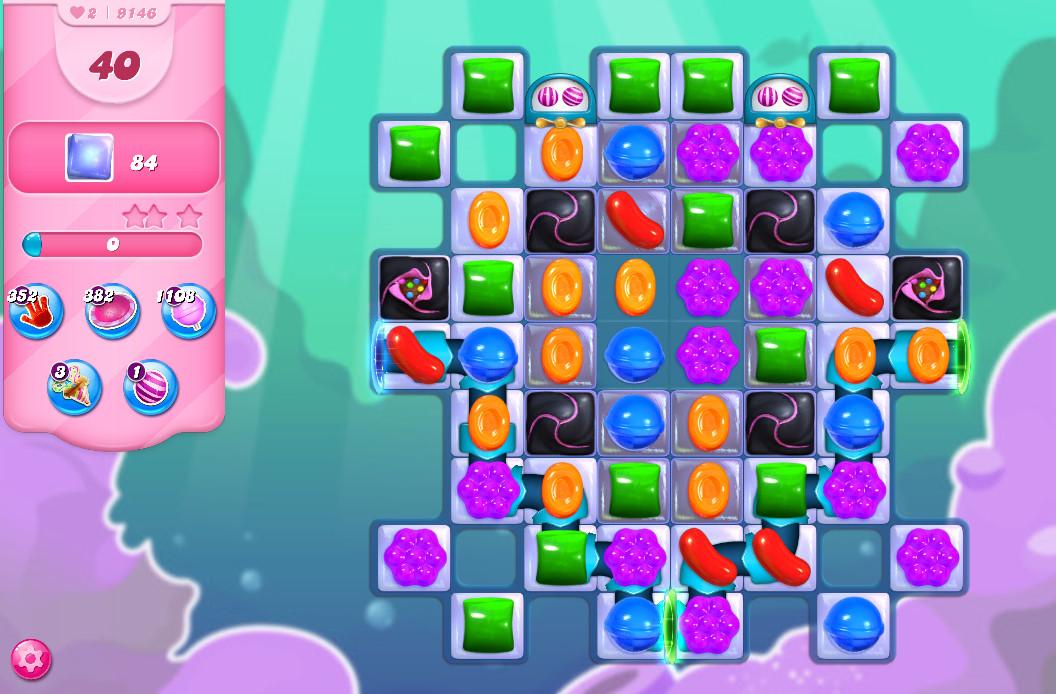 Candy Crush Saga level 9146
